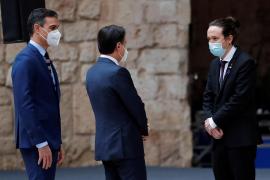 Iglesias admite «tensiones internas» en el Gobierno pero dice que es normal