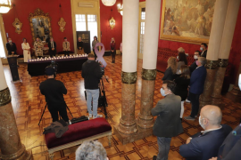 Mallorca se reivindica contra la violencia hacia la mujer
