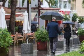 El tiempo cambiará de forma brusca en a Mallorca al final de la semana