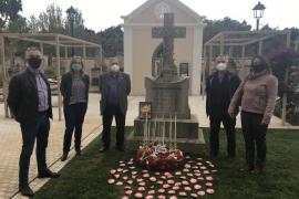 UGT recuerda a las víctimas de hace 125 años en el polvorín de Sant Ferran