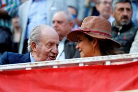 La infanta Elena visitó al rey Juan Carlos en Abu Dabi, según 'La Vanguardia'