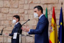 Sánchez: «Estamos ante el principio del fin de esta pandemia»