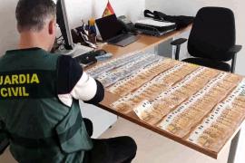 La Guardia Civil detiene un joven por robar 10.000 euros en una cooperativa de Sineu