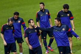 El Barça quiere prolongar su buena racha