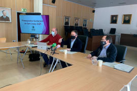 Sant Josep contará en 2021 con un presupuesto de casi 40 millones de euros