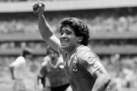 Conmoción por el fallecimiento de Maradona