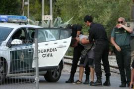La jueza no ve indicios de delito por parte de los detenidos en la protesta de Bunyola