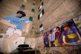 Argentina decreta tres días de luto nacional por la muerte de Maradona