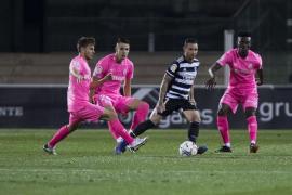El Mallorca gana en Cartagena y es líder provisional de Segunda