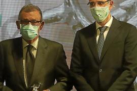 Javier Cortés: «Este es un premio a nuestro compromiso, el de todos»