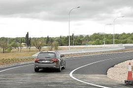 La velocidad en la vía de cintura se reduce de 120 a 80 kilómetros por hora