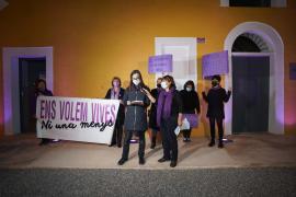 Las mejores imágenes del 25N en Ibiza. (Fotos: Marcelo Sastre)
