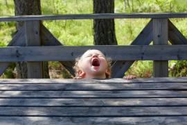 Técnicas para calmar las rabietas de los niños