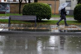 Mallorca está en alerta por lluvias este viernes