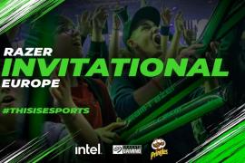 Razer Invitational Europe, la siguiente parada en sus eventos de esports