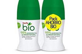 Sanidad retira unos lotes del desodorante Byly Bio roll-on por contaminación