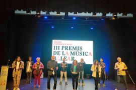 Los Premis Enderrock «más necesarios» y reivindicativos encumbran a Xanguito