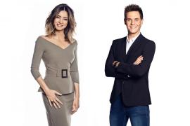 Sandra Barneda y Christian Gálvez darán las campanadas de Mediaset