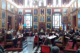 Palma aprueba un presupuesto provisional de 444,9 millones, un 6 % superior a 2020