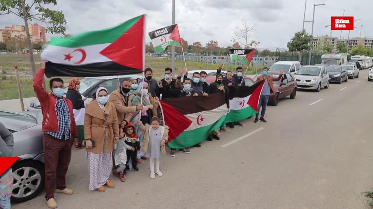 Caravana por la libertad del Sáhara Occidental
