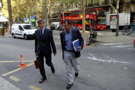 Arbona: «Nadal le dijo a Plomer que intentaría buscarle una compensación económica»