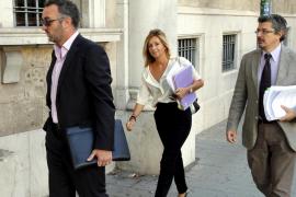 La expresidenta de Emaya defiende su gestión ante el juez del 'caso Ossifar'