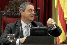 El Parlament graba por primera vez en la historia las reuniones de la Junta de Portavoces