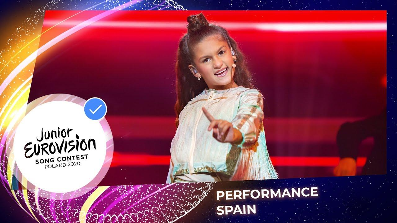 España logra la tercera posición en Eurovisión Junior 2020 con Soleá
