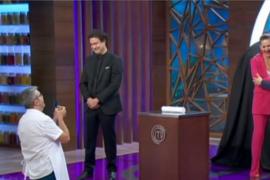 Flo se disculpa por la parodia de un homosexual en 'MasterChef Celebrity'