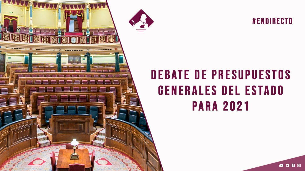 Fase decisiva de los presupuestos en el Pleno del Congreso