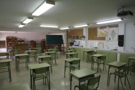 Bajan los contagios de coronavirus en los colegios