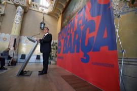 Joan Laporta: «Quiero unir a todo el barcelonismo hacia la gloria»