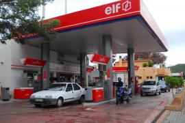 Dos detenidos por decenas de 'simpas' en gasolineras de Mallorca