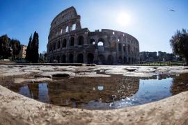 Una turista se arrepiente y devuelve una pieza de mármol que se llevó de un yacimiento en Roma
