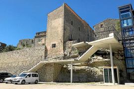 Lloret podrá usar el ascensor y el aparcamiento de Baix de sa Riba