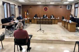 Condenado por abusos a la nieta de su pareja en Palma