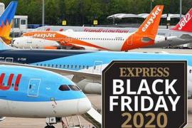 Black Friday agresivo en Europa para viajar a Mallorca