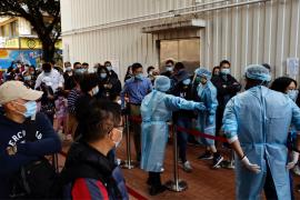 Documentos filtrados plasman el manejo inicial de la COVID en China