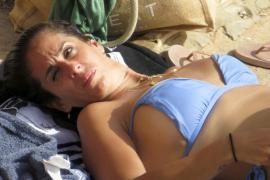 Anabel Pantoja se niega a borrar una foto pese a los insultos recibidos por su físico