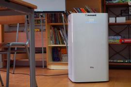 Comienzan a instalar aparatos de control del aire en más de 400 centros educativos