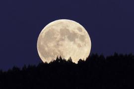 Calendario lunar: las fases de la Luna en diciembre 2020