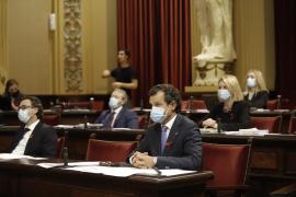 El Parlament balear rechaza la propuesta del PP que pedía desalojos de 'okupas' en un máximo de 48 horas
