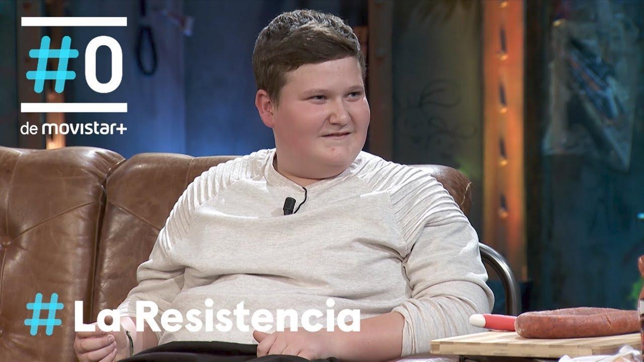Miquel Montoro en 'La Resistencia', el rey de Youtube en 2020