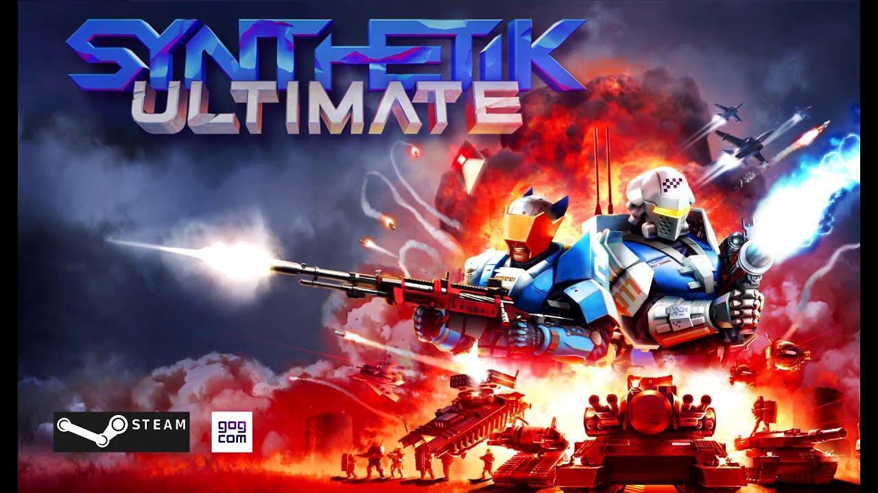 SYNTHETIK: Ultimate en PlayStation 4, Xbox One y Nintendo Switch el 16 de diciembre