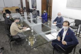El Govern activa el tren de Llevant y plantea su llegada a la zona turística de Cala Millor