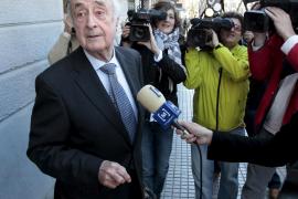 """El ex-president agradece la """"ayuda recibida"""" para constituir la fianza"""