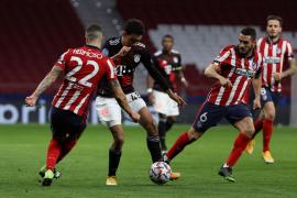 Un penalti en los últimos minutos niega al Atlético el pase a octavos