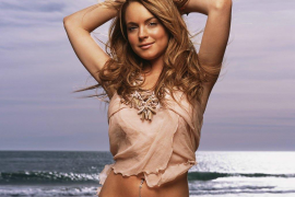 Lindsay Lohan sufrió acoso escolar