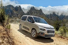 El Citroën Berlingo estrena gama y acabados