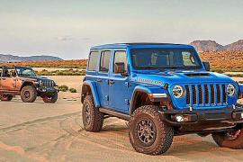 Jeep Wrangler Rubicon 392, máximo poder